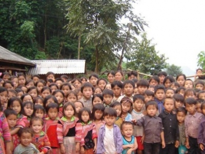 evangelism outreach children ministry